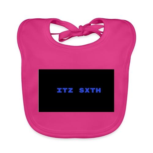Itz Sxth Navy Clothing - Baby Organic Bib