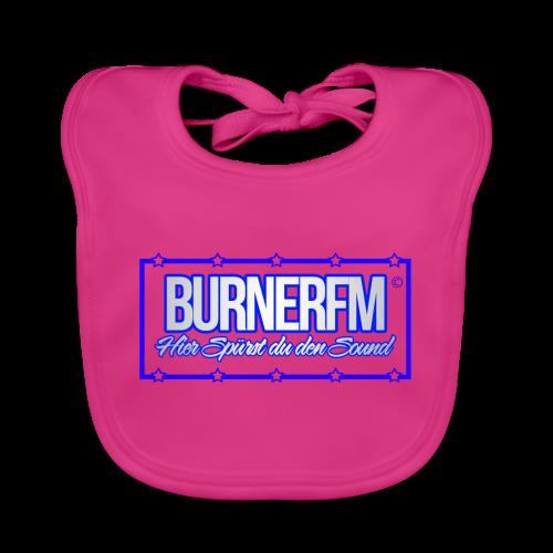 BurnerFM Hier Sürst du den Sound - Baby Bio-Lätzchen