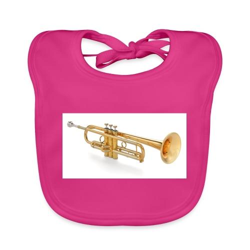the trumpet - Baby Bio-Lätzchen