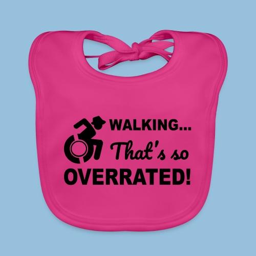 Walkingoverrated2 - Bio-slabbetje voor baby's
