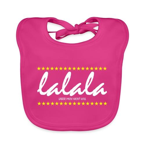 Lalala - Baby Bio-Lätzchen