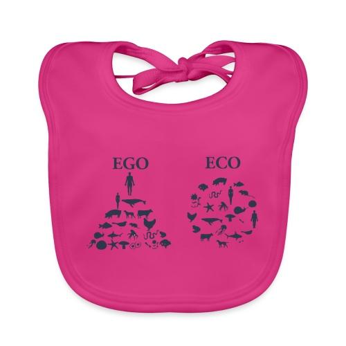 Ego VS Eco - Bavaglino ecologico per neonato