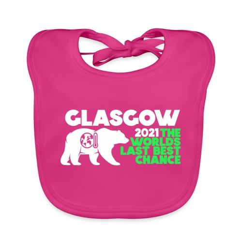 Last Best Chance - Glasgow 2021 - Organic Baby Bibs