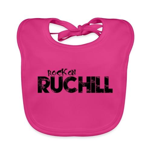 Rock On Ruchill - Organic Baby Bibs