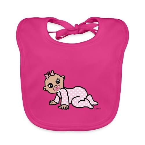 Baby Girl - Baby Bio-Lätzchen