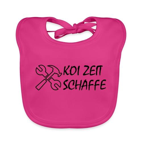 KoiZeit - Schaffe - Baby Bio-Lätzchen