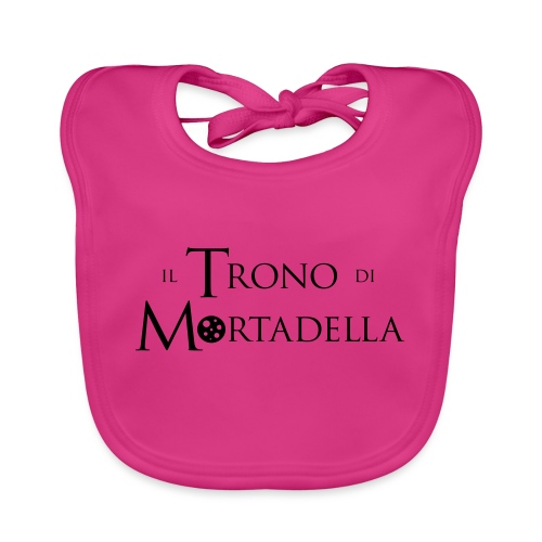 T-shirt donna Il Trono di Mortadella - Bavaglino