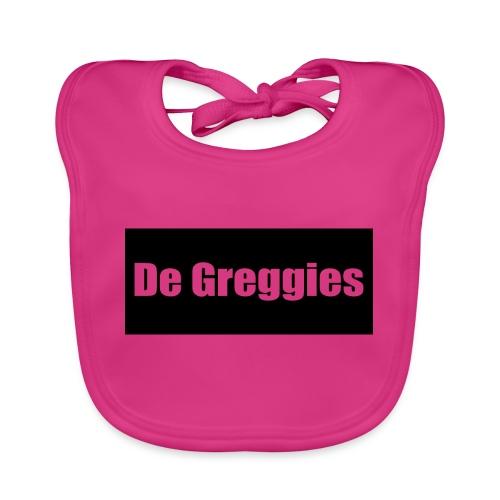 De Greggies T-Shirt - Bio-slabbetje voor baby's