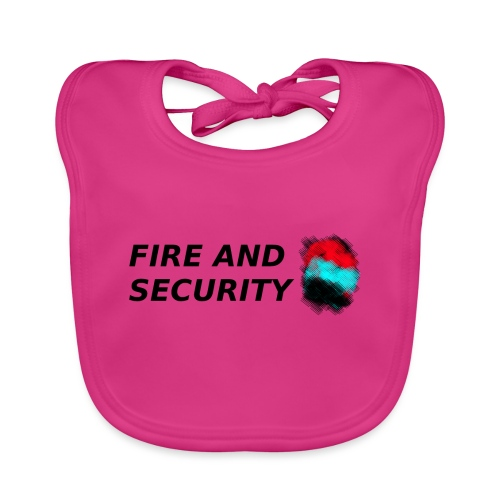 Fire and Security Iphone6 / 6S - Baby Organic Bib