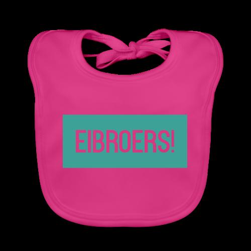 T-shirt Eibroers Naam - Bio-slabbetje voor baby's