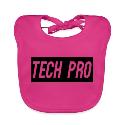 Tech Pro Official Logo - Baby Organic Bib
