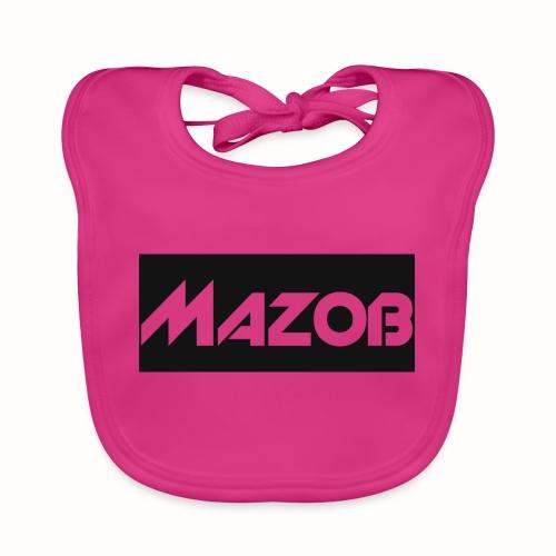 Mazob_Shirt_Design - Baby Organic Bib