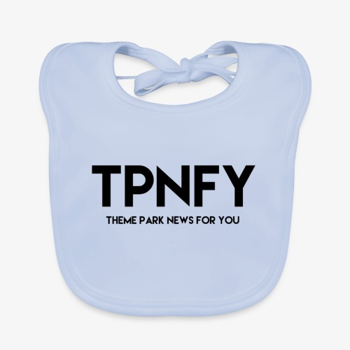 TPNFY - Baby Organic Bib