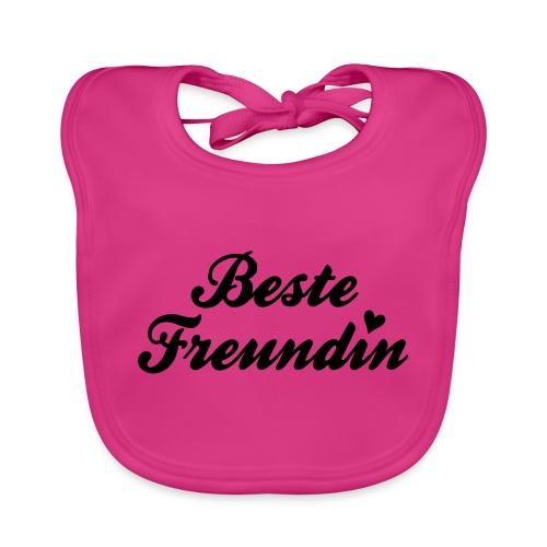 Beste Freundin - Baby Bio-Lätzchen