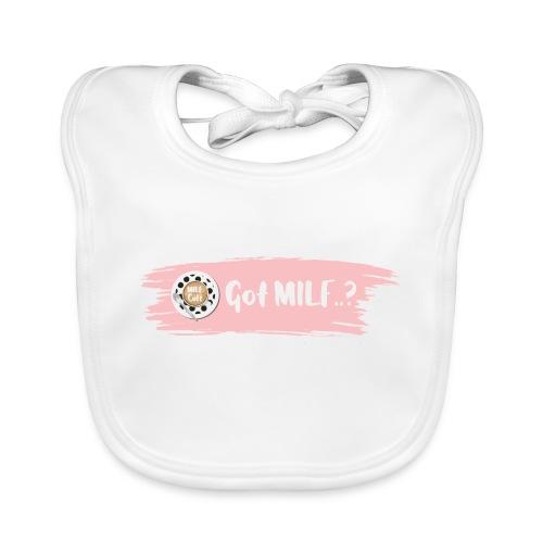 Got MILF Milfcafe Shirt Mama Muttertag - Baby Bio-Lätzchen