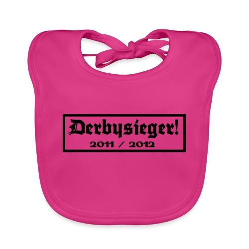 Derbysieger 2012 - Baby Bio-Lätzchen