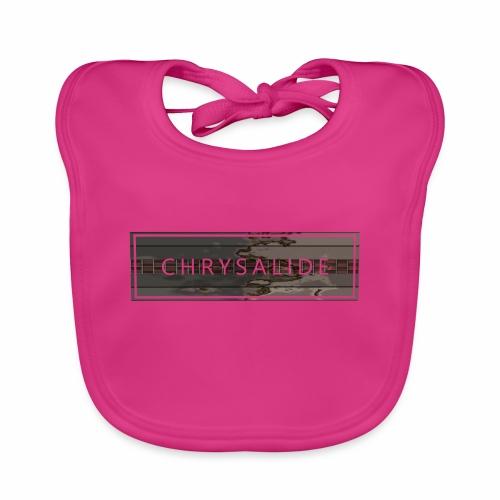 Chrysalide t shirt 006 petit format - Bavoir bio Bébé