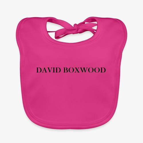DAVID BOXWOOD - Bavaglino ecologico per neonato