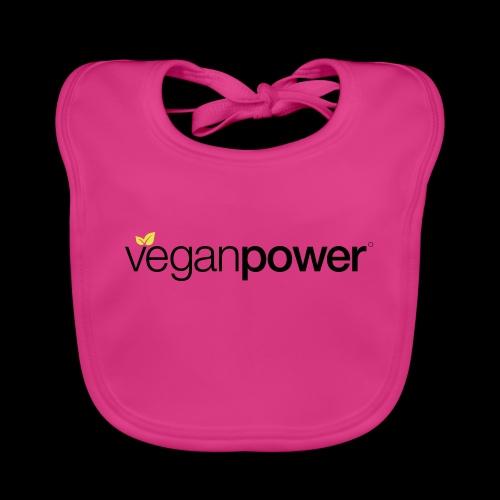 veganpower Lifestyle - Baby Bio-Lätzchen