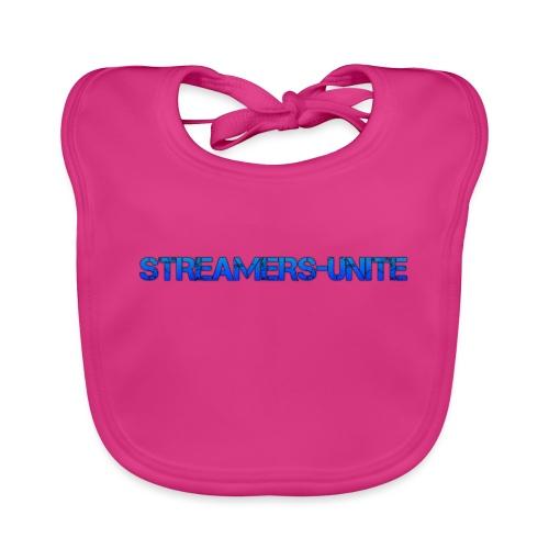 Streamers-Unite - Broken Blue - Bio-slabbetje voor baby's