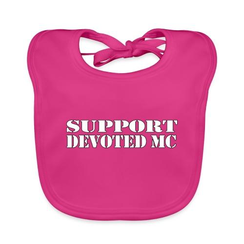 T-Shirt SUPPORT DEVOTEDMC SHOP 1 - Økologisk babysmekke
