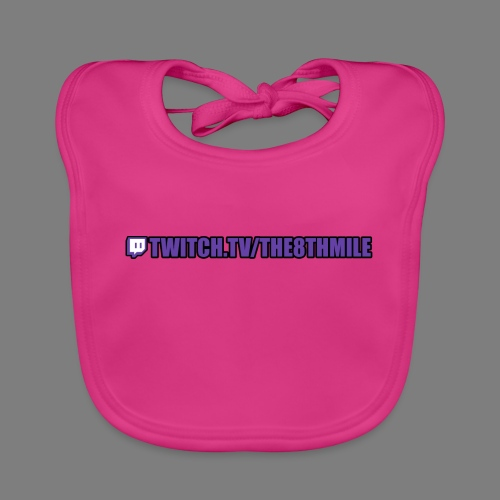 twitch.tv/the8thmile - Baby Organic Bib