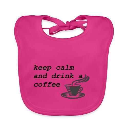 kaffee - Baby Bio-Lätzchen
