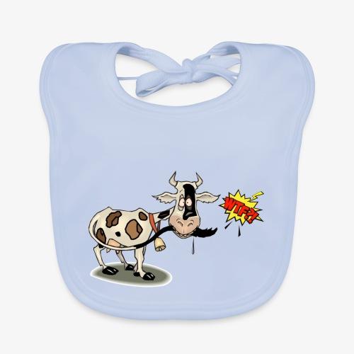 Vaquita - Babero ecológico bebé