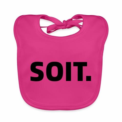 SOIT - Bio-slabbetje voor baby's