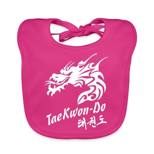 Taekwondo Dragon - Baby Organic Bib