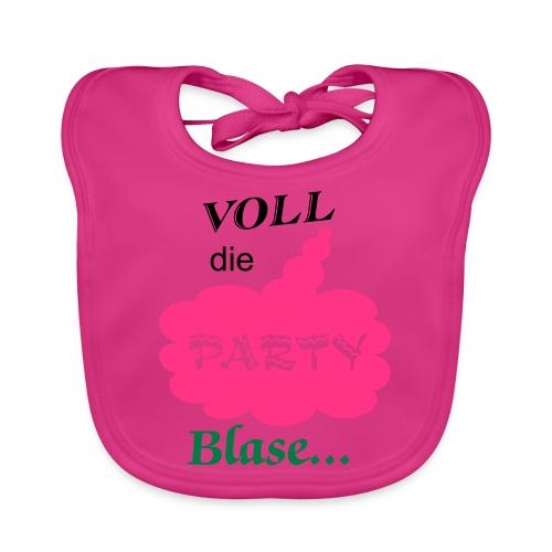 Party Blase - Baby Bio-Lätzchen