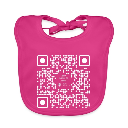 QR The New Internet Should not Be Blockchain Based W - Baby Organic Bib