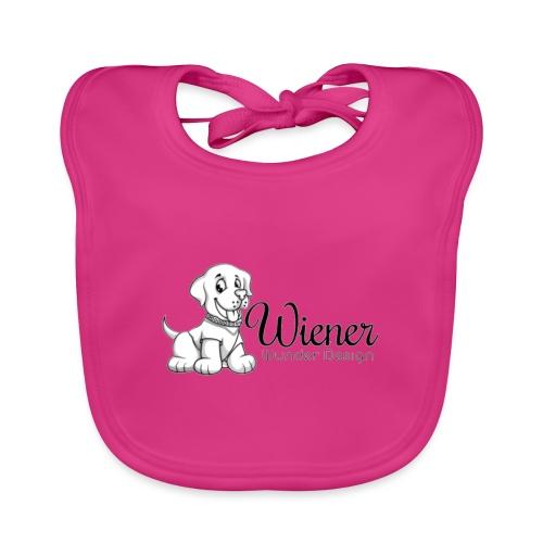 Wiener Wunder Hund - Baby Bio-Lätzchen