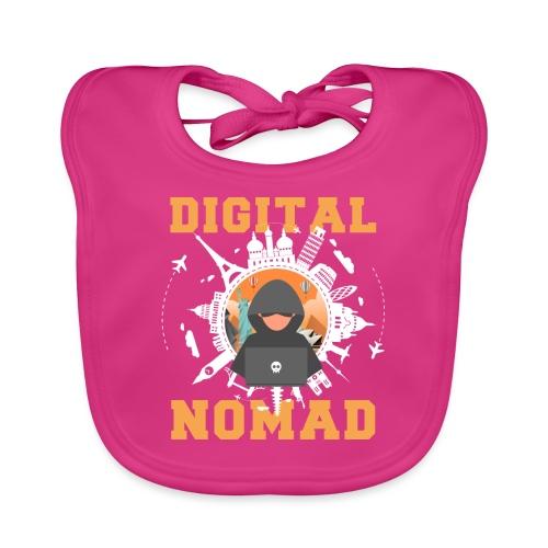Digital Nomad - Baby Bio-Lätzchen