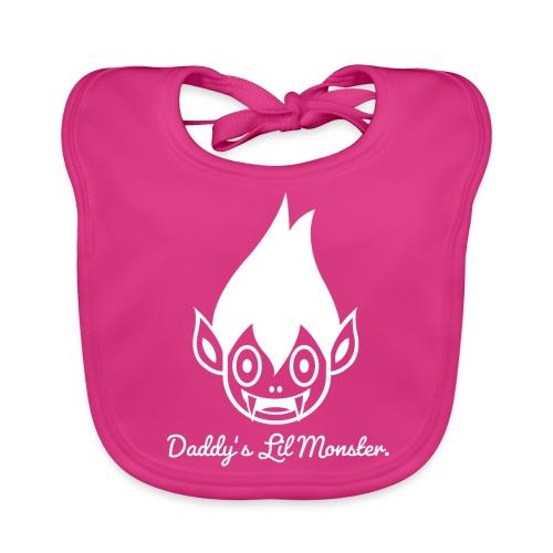 Daddys Lil Monster - Baby Bio-Lätzchen