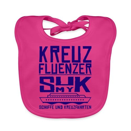 Kreuzfluenzer - SuK my Ship - Baby Bio-Lätzchen