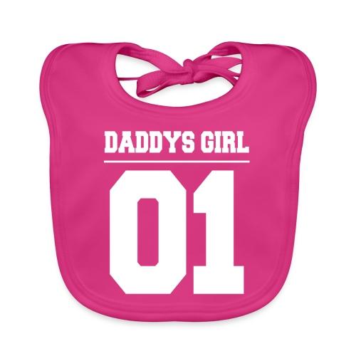 Daddys Girl 01 - Baby Bio-Lätzchen