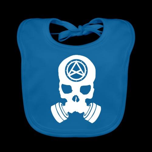 Nether Skull - Bavaglino ecologico per neonato