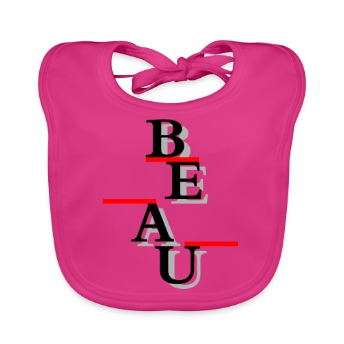 Beau - Baby Organic Bib
