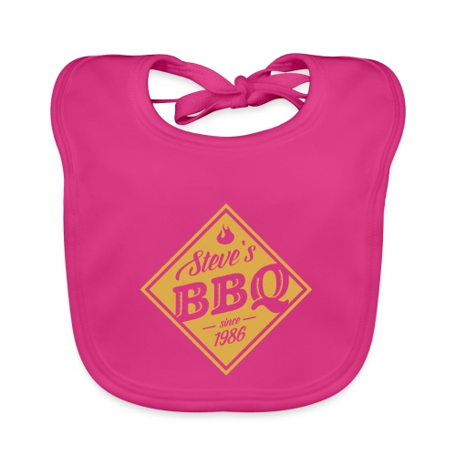 Steve`s BBQ - Baby Bio-Lätzchen