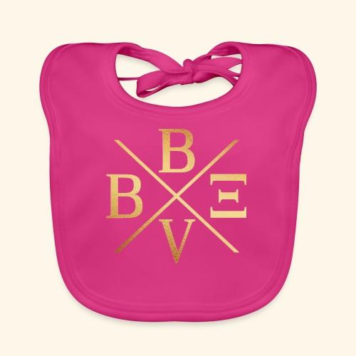 BVBE Gold X Factor - Organic Baby Bibs