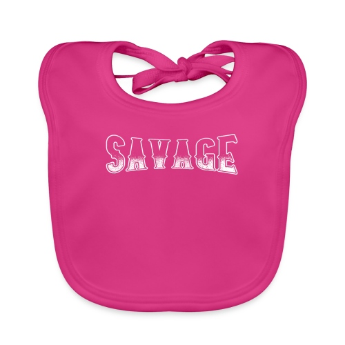 Savage - Baby Bio-Lätzchen