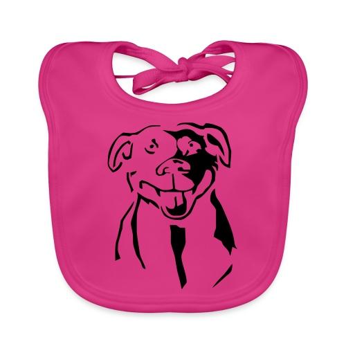 Staffordshire Bull Terrier - Vauvan ruokalappu