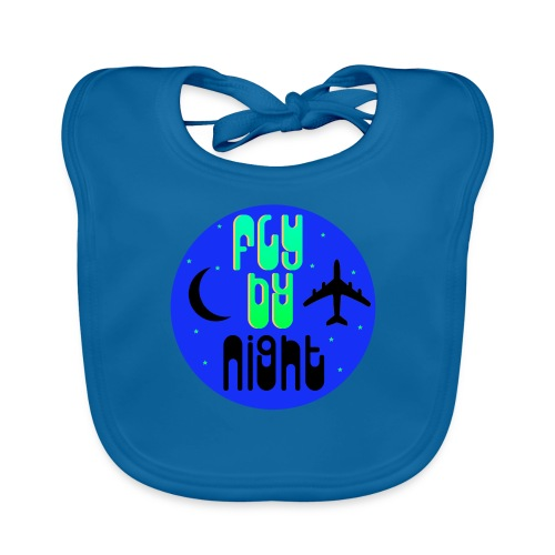 Fly By Night - Organic Baby Bibs