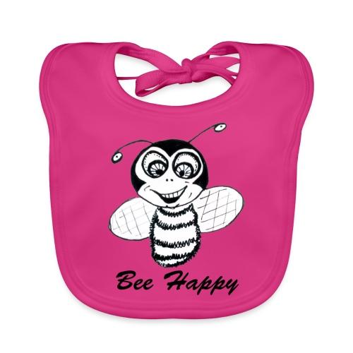 beeHappy - Bavoir bio Bébé