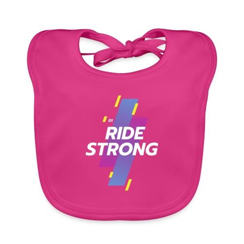 Ride Strong - Bavaglino ecologico per neonato