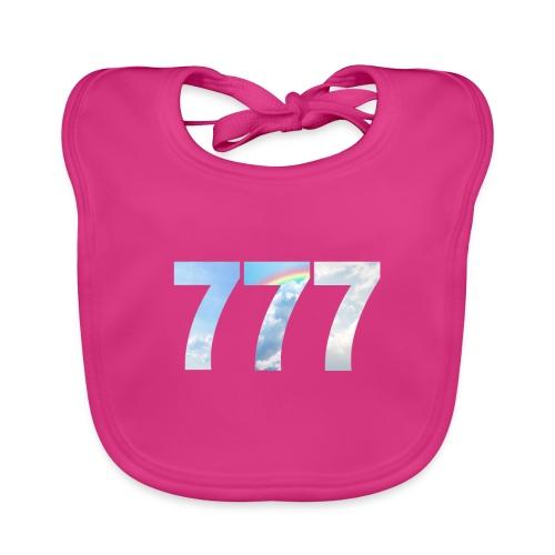 777 un nombre de chance et spirituel. - Bavoir bio Bébé