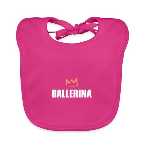 Ballerina - Baby Bio-Lätzchen