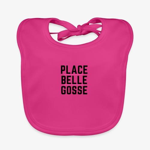 Place Belle Gosse - Bavoir bio Bébé