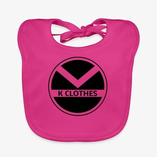 |K·CLOTHES| ORIGINAL SERIES - Babero de algodón orgánico para bebés